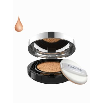 Фото Тональная основа для лица IsaDora Nude Cushion Foundation