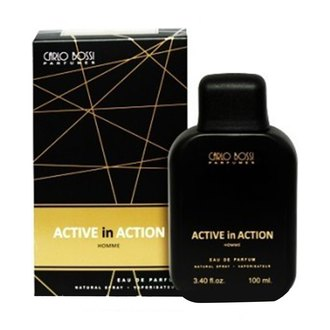 Фото Carlo Bossi Active In Action Gold