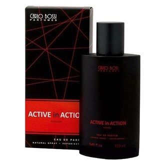 Фото Carlo Bossi Active In Action Red