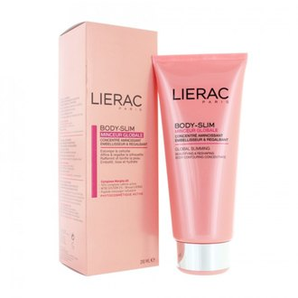 Фото Концентрат для похудения Lierac Global Slimming Beautifying and Reshaping Concentrate
