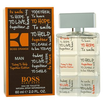 Фото Hugo Boss Orange Man Charity