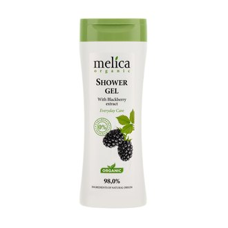 Фото Гель для душа с экстрактом ежевики Melica Organic Shower Gel