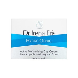 Фото Антивозрастной крем для лица Dr Irena Eris Hydrogenic Active Moisturizing Anti-Wrinkle Cream SPF15