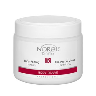 Фото Скраб для тела с экстрактом клюквы Norel Cranberry Body Peeling