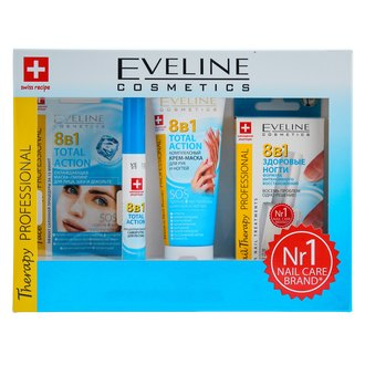 Фото Набор Eveline Cosmetics Therapy Total Action