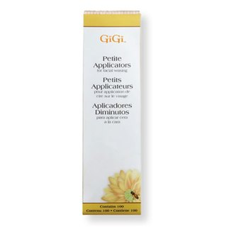 Фото Деревянный аппликатор мини GiGi Applicators Petite