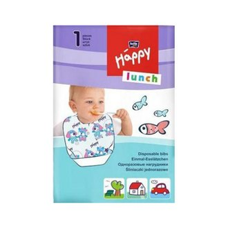 Фото Одноразовые нагрудники Bella Baby Happy Lunch