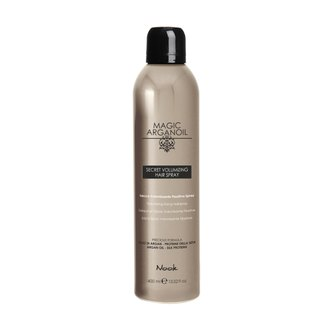 Фото Лак для объема Nook Magic Arganoil Secret Volumizing