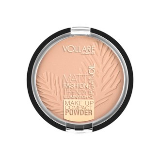 Фото Компактная пудра Vollare Cosmetics Green Tea Pressed Powder