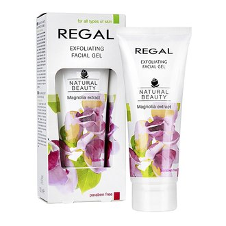Фото Эксфолиирующий гель для лица для всех типов кожи Regal Natural Beauty