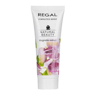 Фото Трехминутная маска для всех типов кожи Regal Natural Beauty 3 Minutes Mask