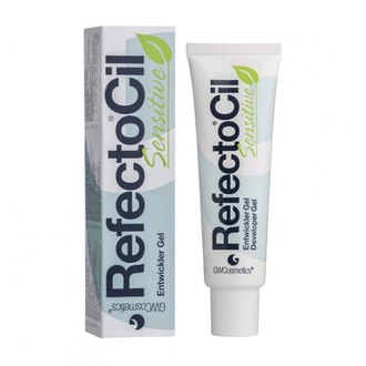 Фото Проявитель-гель RefectoCil Sensitive Developer Gel
