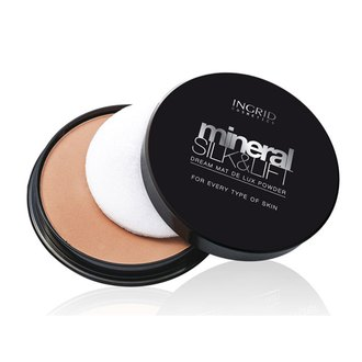 Фото Компактная пудра Ingrid Cosmetics Dream Matt De Lux Powder