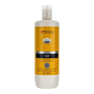 Фото Гель-проявитель Indola Profession Blonde Expert Visible Blonde Gel Developer 6% 20 vol