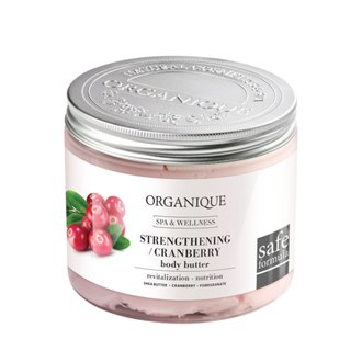 Фото Масло для тела Organique Cranberry Body Butter