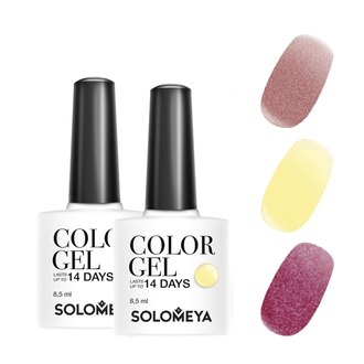 Фото Гель-лак Solomeya Color Gel