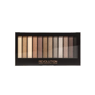 Фото Палетка из 12 теней для век Makeup Revolution Redemption Eyeshadow Palette Iconic 2