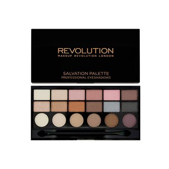 Фото Палетка теней для век Makeup Revolution Salvation Pallete Professional Eyeshadows Girl Panic