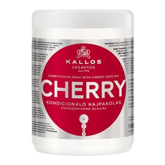 Фото Маска для волос с экстрактом вишни Kallos Hair Cherry Mask