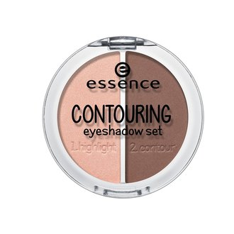 Фото Тени для век Essence Contouring Eyeshadow Set