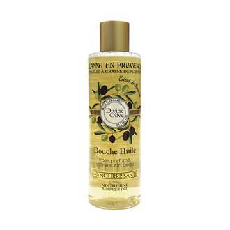 Фото Масло для душа Jeanne en Provence Divine Olive Douche Huile