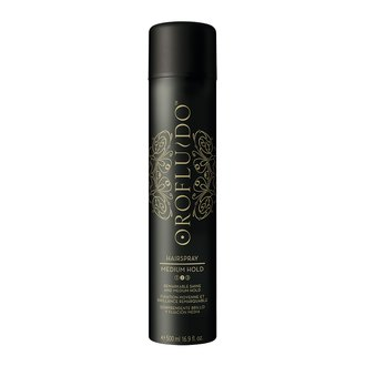 Фото Лак для волос средней фиксации Orofluido Medium Hold Hairspray
