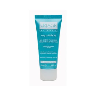Фото Освежающий гель-крем Uriage Aqua Precis Moisturizing Refreshing Cream Gel
