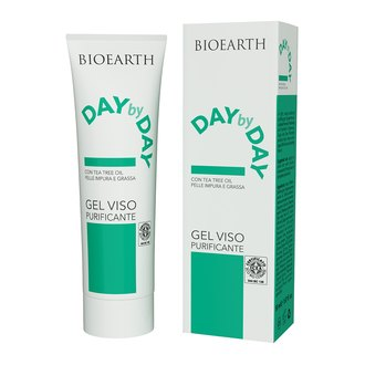 Фото Гель для кожи на основе чайного дерева Bioearth Day By Day Clarifying Facial Gel