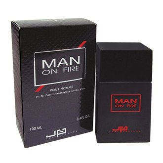 Фото Just Parfums Man On Fire