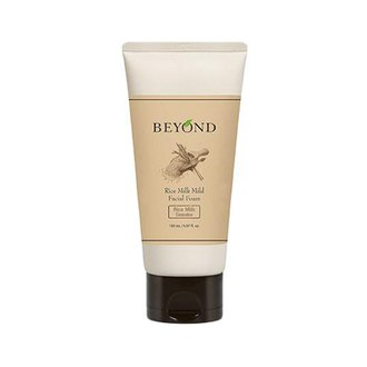 Фото Пена для лица очищающая Beyond Rice Milk Mild Facial Foam