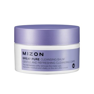 Фото Очищающий бальзам для лица Mizon Great Pure Cleansing Balm
