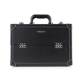 Фото Косметический кейс Inglot Makeup Case With White Thread Medium KC-P10B