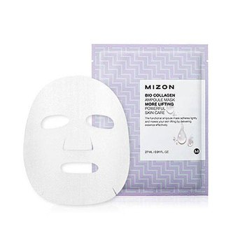 Фото Тканевая маска с коллагеном Mizon Bio Collagen Ampoule Mask