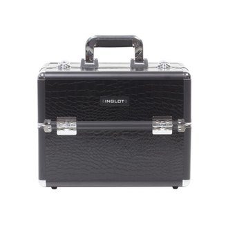 Фото Косметический кейс Inglot Makeup Case Crocodile Leather Pattern KC-156-CR