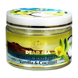 Фото Пилинг для тела Ваниль и кокос Care & Beauty Line Vanilla and Coconut Body Peeling