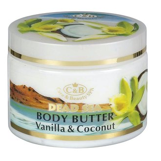 Фото Сливки для тела Ваниль и кокос Care & Beauty Line Body Butter Vanilla and Coconut