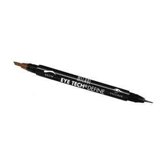 Фото Маркер 2 в 1 для бровей и глаз Milani Eye Tech Define 2 in 1 Brow+Eyeliner Felt-Tip Pen
