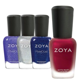 Фото Мини-лак для ногтей ZOYA Mini Nail Polish