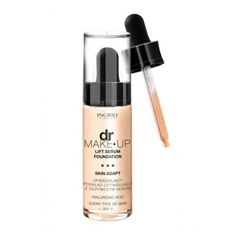 Фото Тональный крем Ingrid Cosmetics Dr Make Up Lift Serum Foundation SPF8