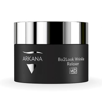 Фото Крем против морщин с биомиметическим нейропептидом Arkana Bo2Look Wrinkle Relaxer