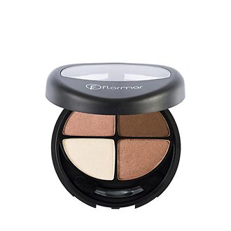 Фото Тени для век Flormar Compact Quartet Eye Shadow