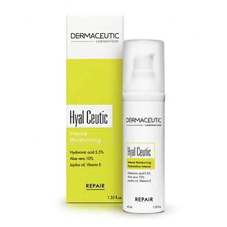 Фото Восстанавливающий крем Dermaceutic Hyal Ceutic Intense Moisturizing Cream