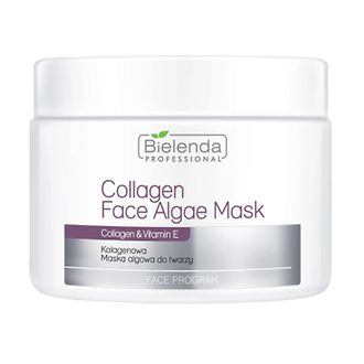Фото Маска альгинатная для лица с коллагеном и витамином Е Bielenda Collagen & Vitamin E Face Algae Mask