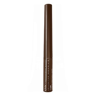 Фото Жидкая подводка для глаз NYX Professional Makeup Collection Chocolate Liquid Brown Liner
