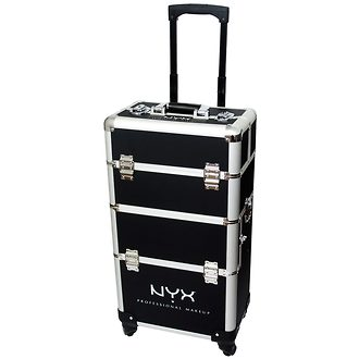 Фото Кейс NYX Professional Makeup 4 Tier Makeup Artist Train Case