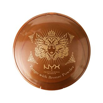 Фото Компактный бронзатор NYX Professional Makeup Tango With Bronzing Powder