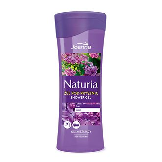 Фото Гель для душа с экстрактом сирени Joanna Naturia Lilac Shower Gel