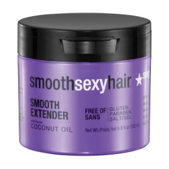 Фото Маска разглаживающая Sexy Hair Smooth Extender