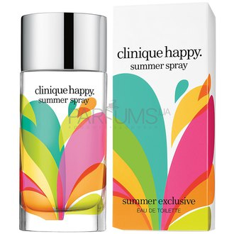 Фото Clinique Happy Summer Spray 2014