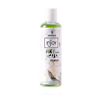 Фото Гель для душа InJoy Shower Gel Fita Line Herbal